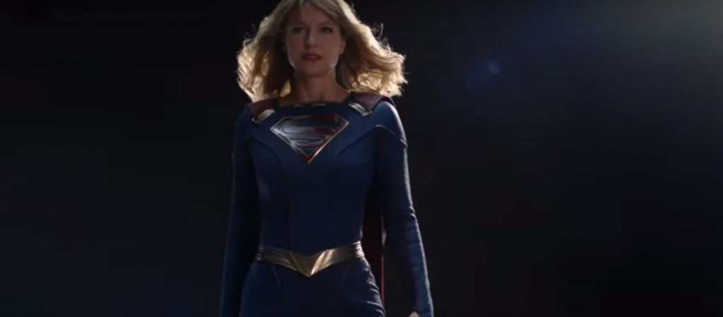 Supergirl at SDCC 2019
