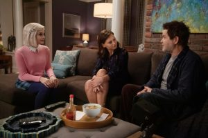 iZombie 5x9 & 5x10 Review: 'The Fresh Princess' & 'Night and the Zombie City
