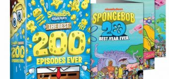 """SpongeBob SquarePants: The Best 200 Episodes Ever!"" Coming to DVD this July!"