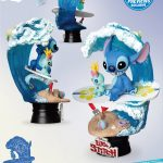 Lilo and Stitch D-stage statue