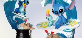 Beast Kingdom Enters the Magic Kingdom with Collection of Disney Mastercraft & D-Stage Figures!