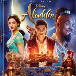 Aladdin live-action Blu-ray DVD 4K release 2019