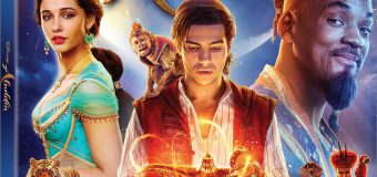 """Disney's Live-Action and Animated """"Aladdin"""" Versions Get Home Release Dates!"""