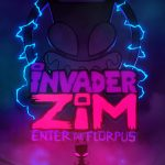 Invader Zim Enter the Florpus movie poster netflix
