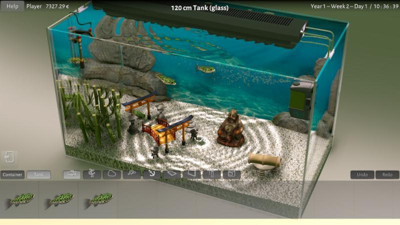 Biotope Aquarium Simulator Steam