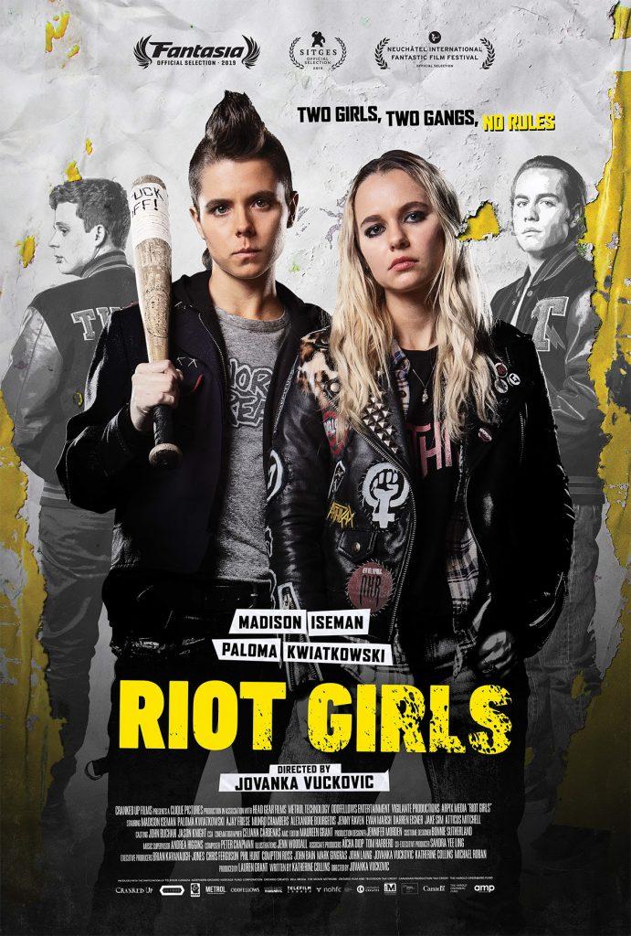 Riot Girls movie September 2019