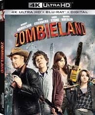 zombieland 4K UHD release