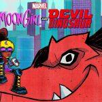 Moon Girl and Devil Dinosaur animated series