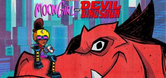 """Marvel's Moon Girl and Devil Dinosaur"" Animated Series Greenlit!"