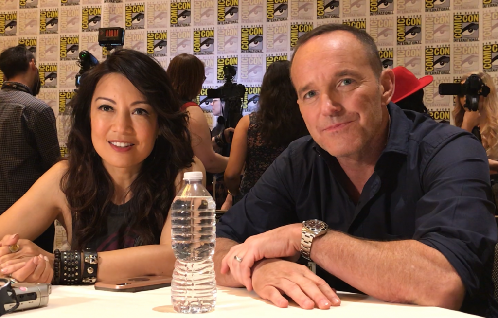 Marvels Agents of SHIELD SDCC