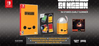 """Enter The Gungeon"" North American Retail Nintendo Switch Edition Review"