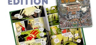 """The HEK Treasury"" From Brian Hurtt, Marie Enger and Matt Kindt! HEK Studios Launched!"