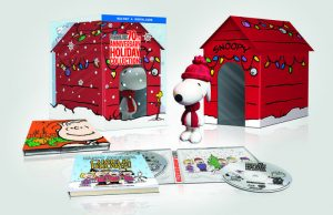 Peanuts 70th Anniversary Limited Edition Collection Blu-ray