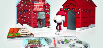 Peanuts 70th Anniversary Holiday Collection Limited Edition Blu-ray Gift Set This October!