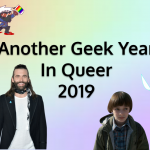 Another Geek Year In Queer - Comic Con Honolulu