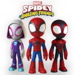 Spidey and His Amazing Friends Disney Junior 2021