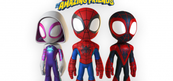 """Marvel's Spidey and His Amazing Friends"" Announced for 2021 by Marvel Animation!"