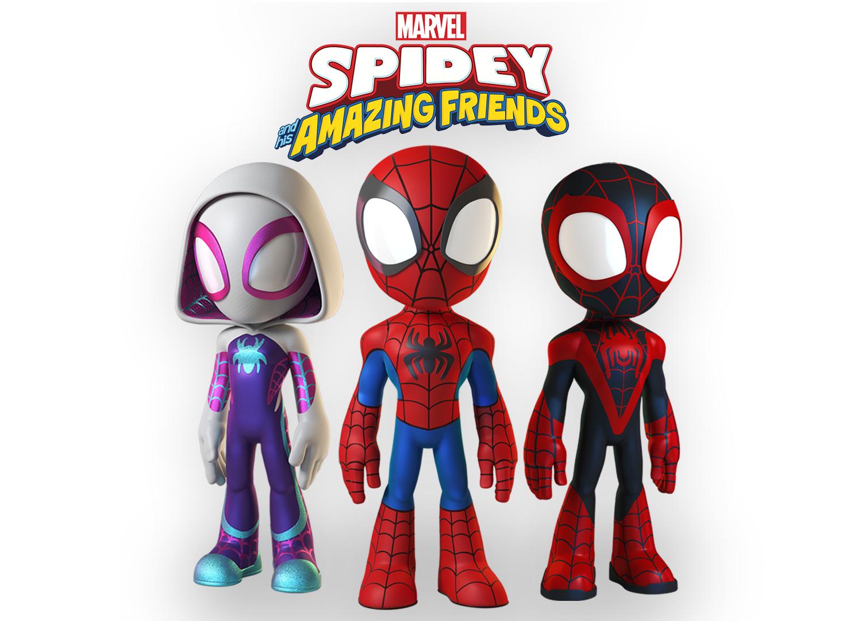 Spidey and His Amazing Friends Disney Junior 2021