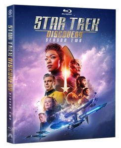 Star Trek Discovery Season 2 Blu-ray DVD