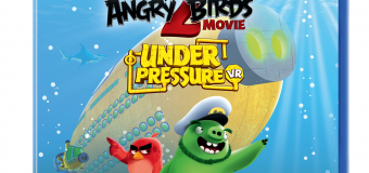 """Angry Birds Movie 2: VR Under Pressure"" Game Coming to PSVR Retail This September! (UPDATED)"