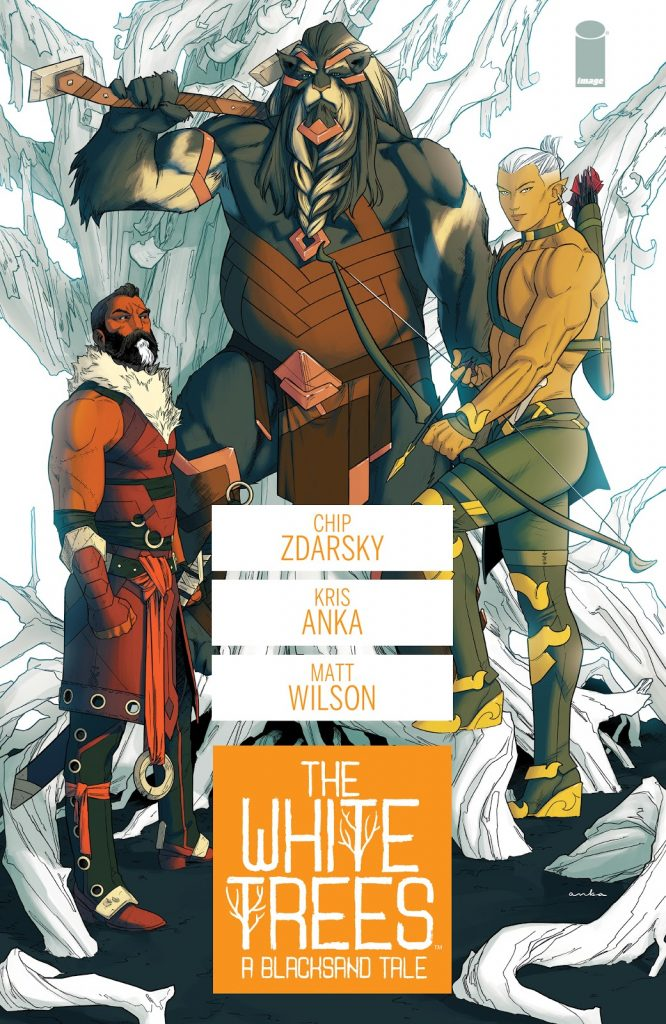 the white trees issue 1 review