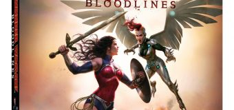 """Wonder Woman: Bloodlines"" Blu-ray Review: Crowded Plot but Delivers on Action!"