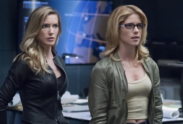 Arrow Season 7, Black Siren and Felicity