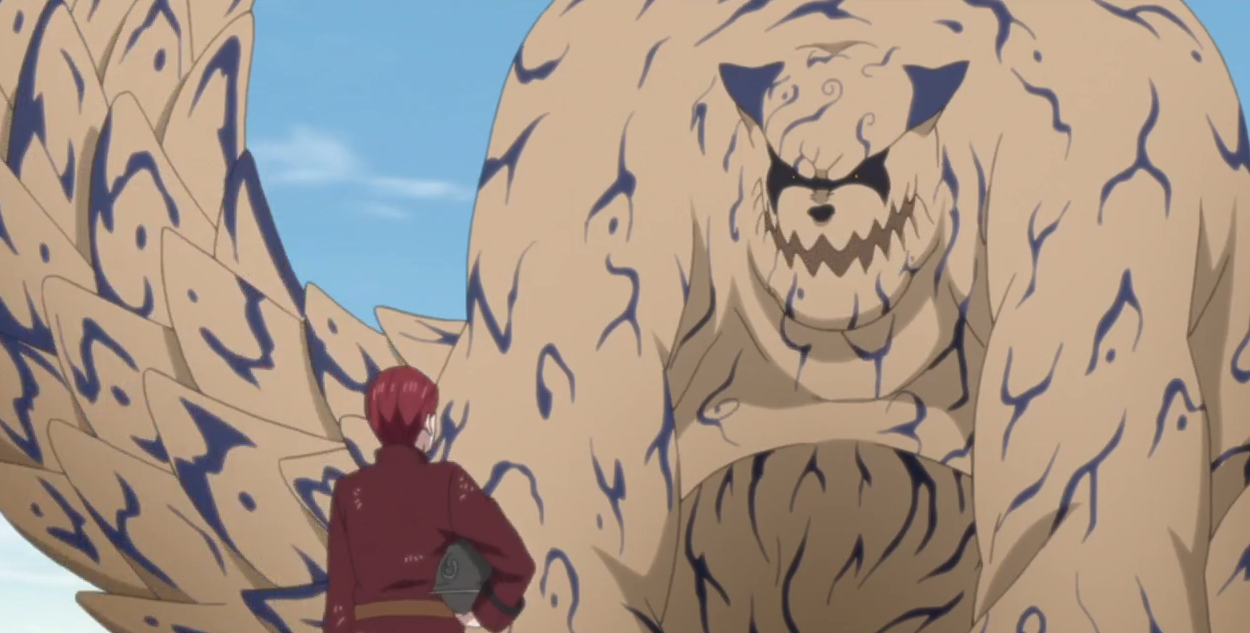 The Entrusted Mission - Protect the One Tails - Boruto