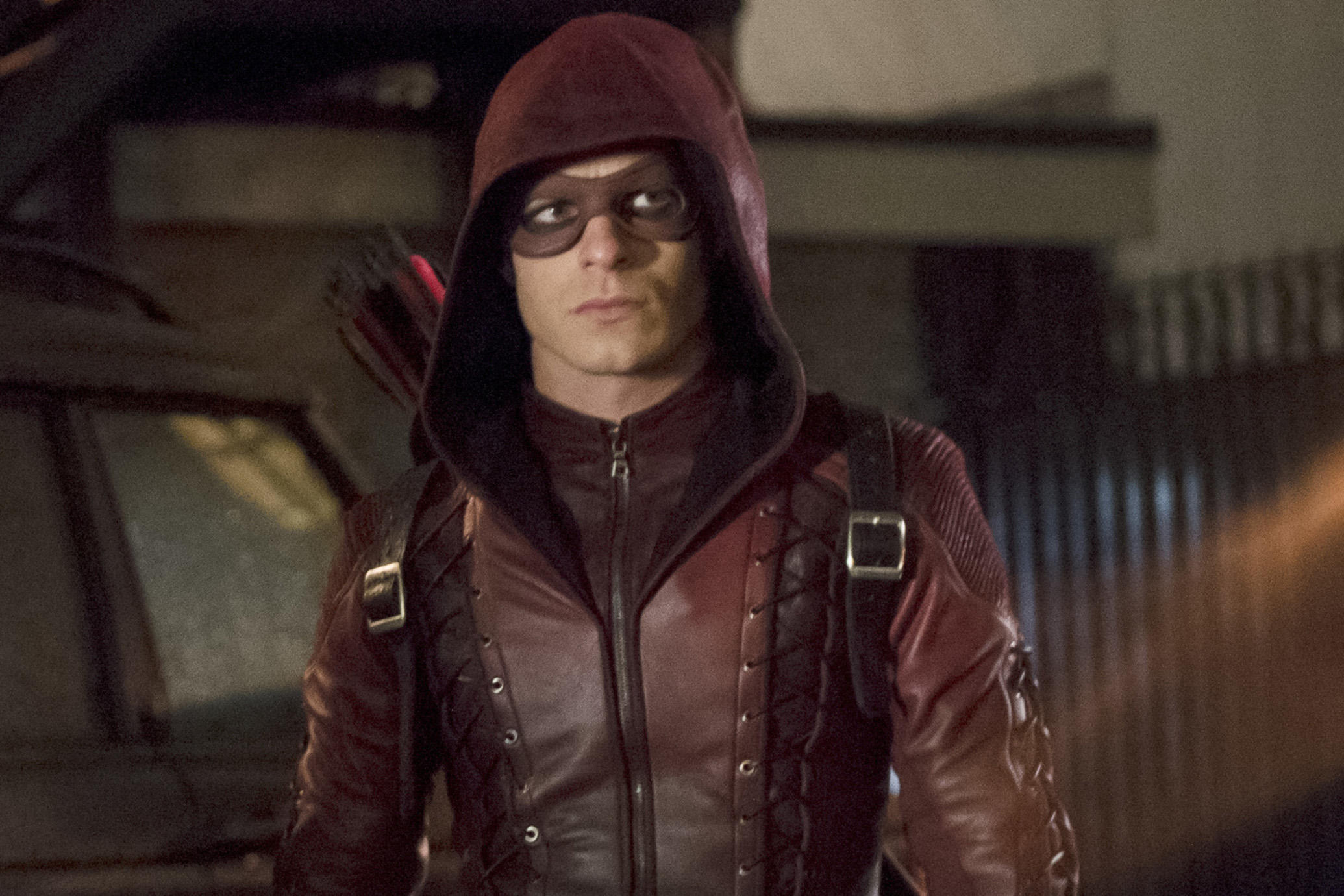 Colton Haynes Won't Be In Arrow's Final Season