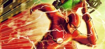 """""""Crossover Crisis"""" Could Very Easily Be an Episode of The Flash – Book Review"""