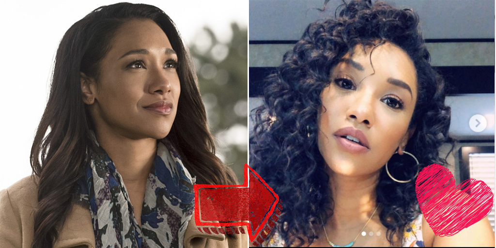 candice patton, Images courtesy of Candice Patton and The CW