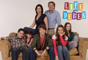 Lizzie McGuire life with derek