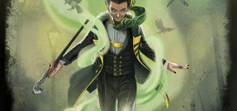 "See the Rise of the Trickster in ""Loki: Where Mischief Lies"""