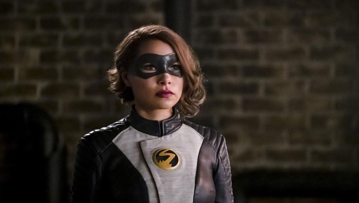 Nora Allen in The Flash