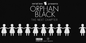 Orphan Black The Next Chapter audio series