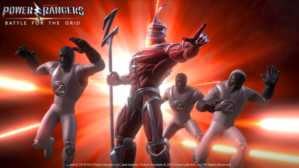 Power Rangers Battle for the Grid game update three