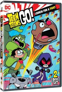 teen titans go season 5 part 1 dvd