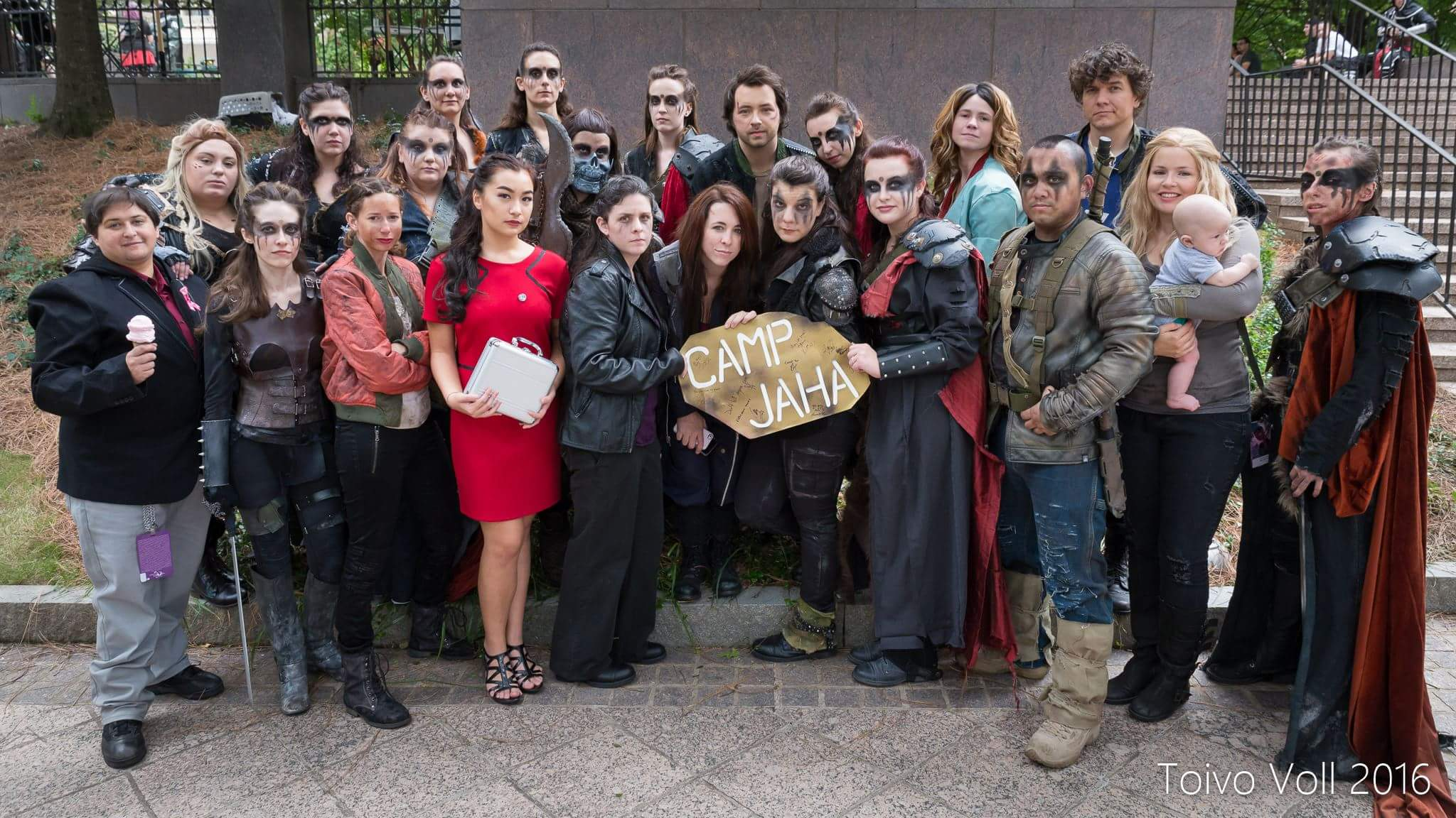 the 100 at dragoncon