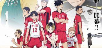 Haikyuu S4 News: Livestream Reveals Premiere Date, New Cast Member & OVAs