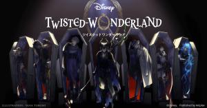 Disney Twisted-Wonderland