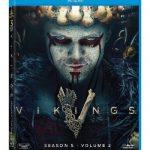 Vikings season 5 volume 2 Blu-ray dvd