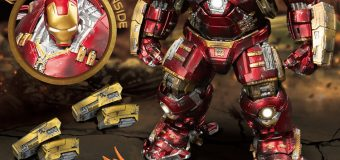 "PREVIEWS Exclusive ""Hulkbuster"" & ""Master Chief"" Available for Pre-Order!"