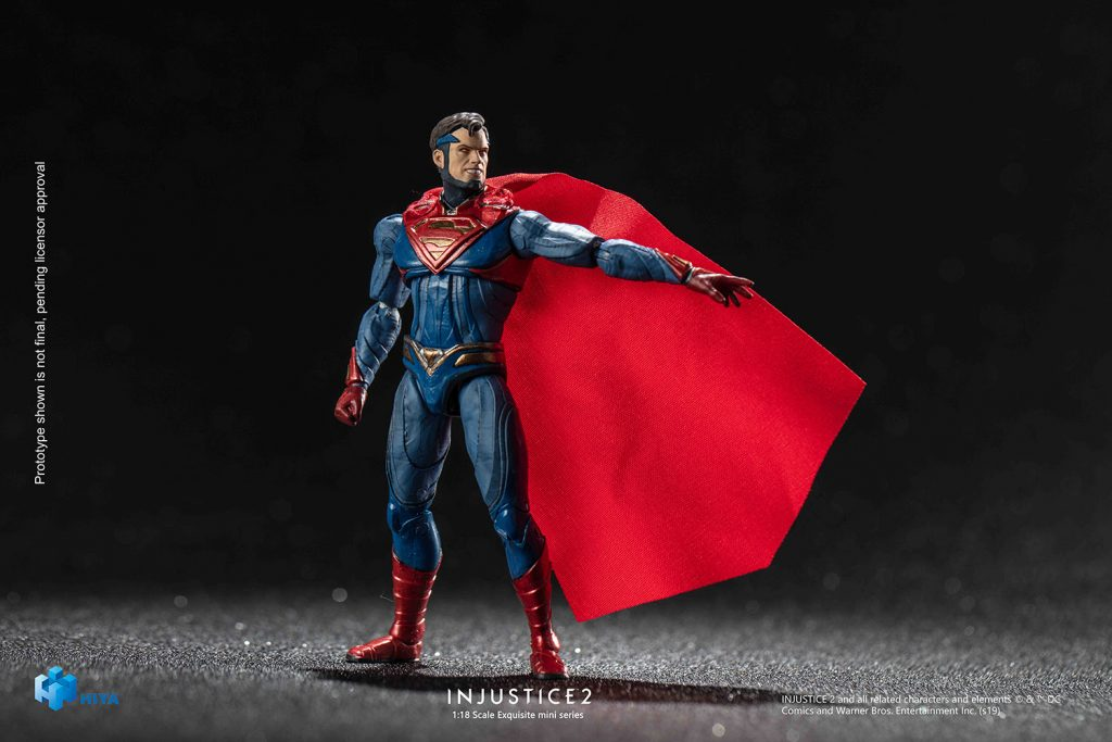 superman action figure Injustice 2