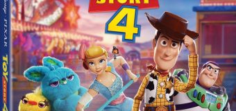 """Toy Story 4"" Gets Digital, 4K UHD & Blu-ray Home Release This October!"