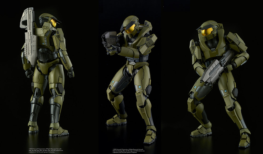 Halo Master Chief PREVIEWS Exclusive