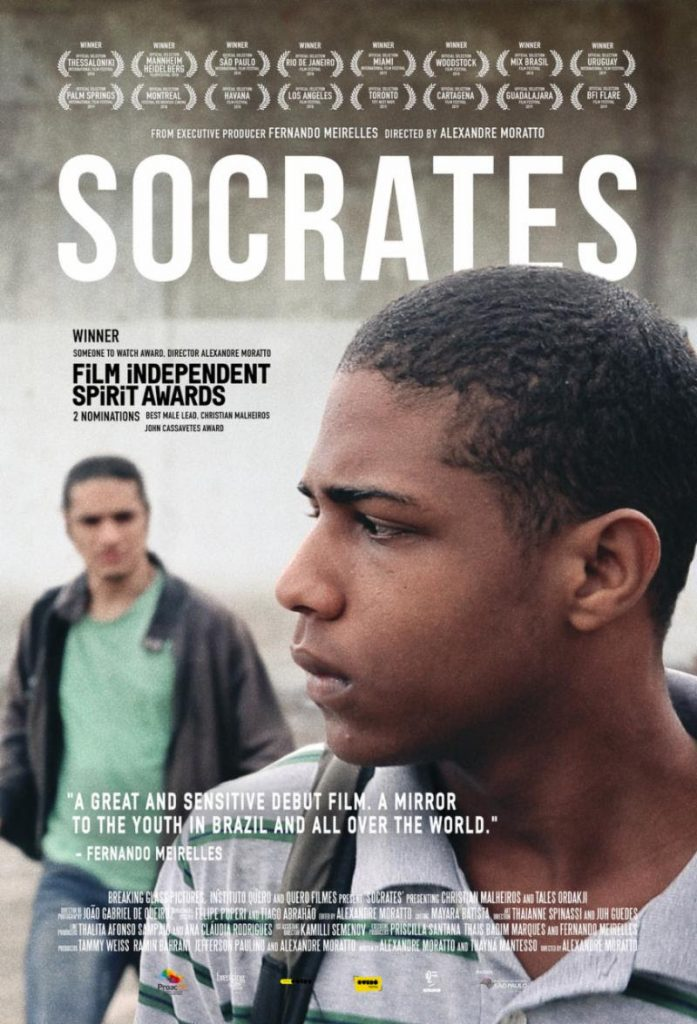 Socrates gay film review breaking glass pictures