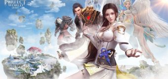 """Perfect World "" MMO Mobile-Adaptation Playable Characters Revealed!"