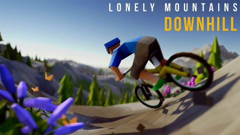 Thunderful lonely mountains downhill