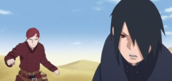 Boruto: Naruto Next Generations 1×120 Review: With Sasuke as the Goal