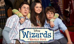Lizzie McGuire Wizards of Waverly Place